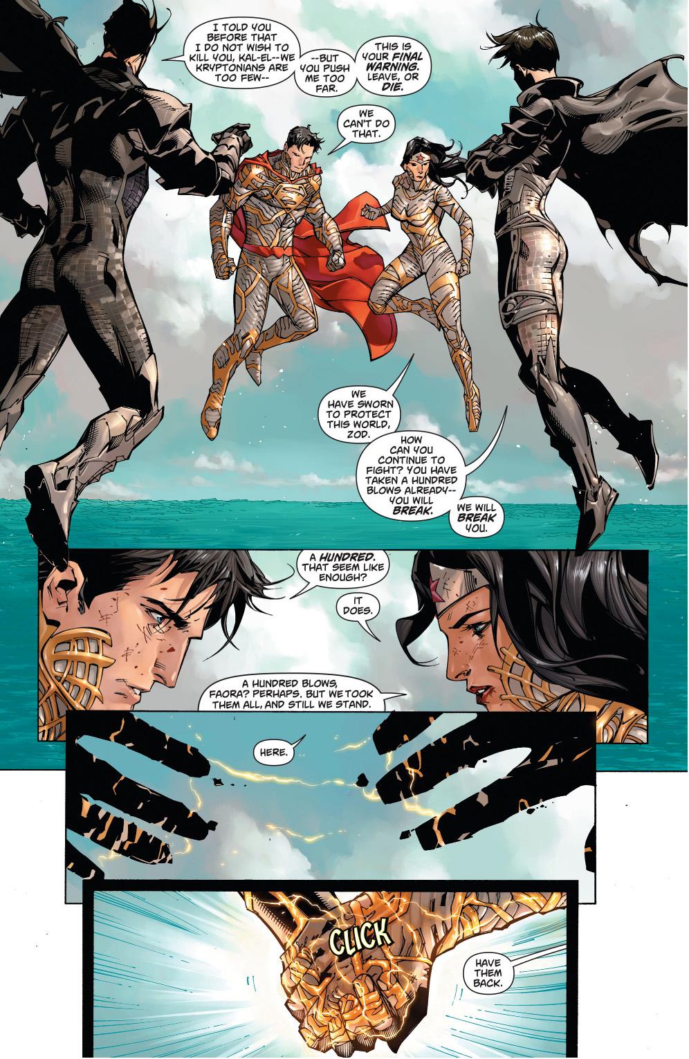 how apollo took his revenge on superman comicnewbies