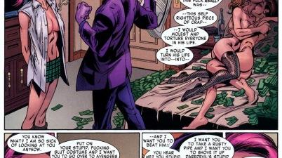 how the purple man tortured jessica jones