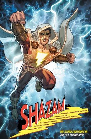 shazam's new gods