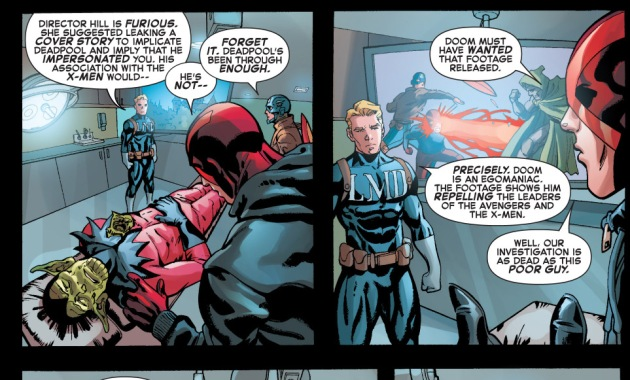 why the x-men needs id cards