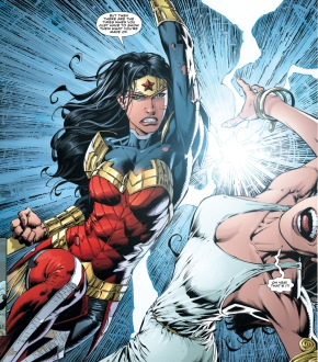 wonder woman vs eirene