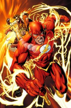 bart allen the flash