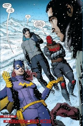 batman never did it alone