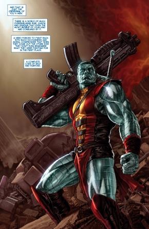 colossus (all new x-men 25)