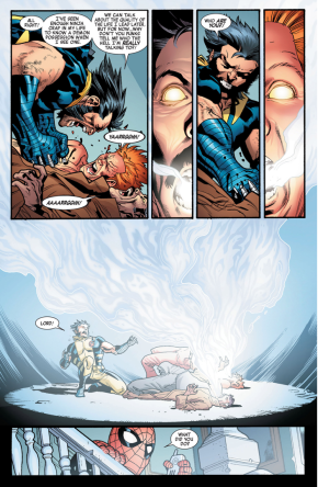 How Wolverine Deals With Demonic Possessions