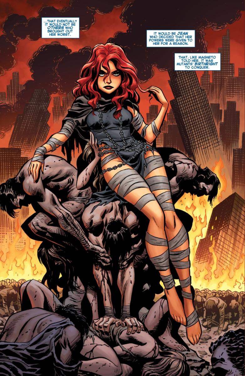All New All Different Avengers Vol 1 2: Jean Grey (All New X-Men 25)