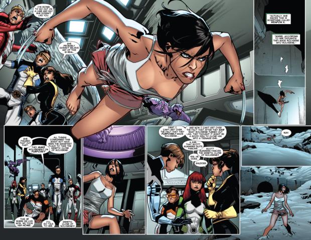 Original 5 Cyclops Fancies X-23