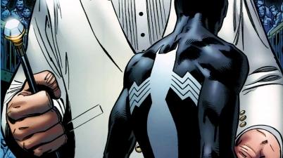 spider-man vs the kingpin (back in black)