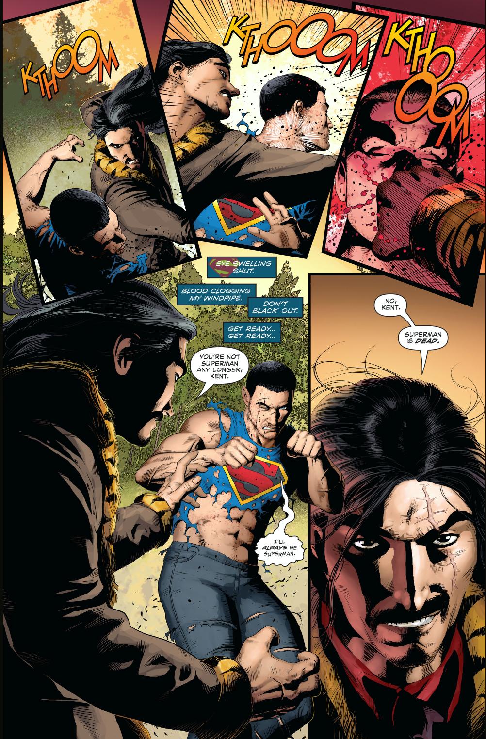 Clark kent at
