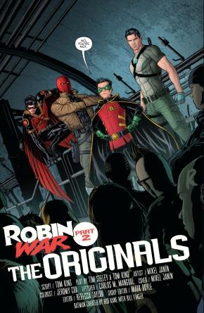 the original robins