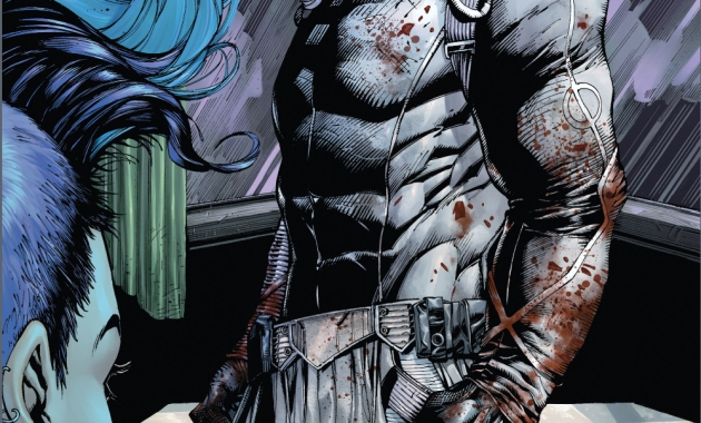 the orphan (batman and robin eternal)