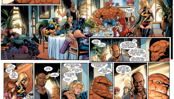 Spider-Man Takes Off His Mask For The New Avengers | Comicnewbies
