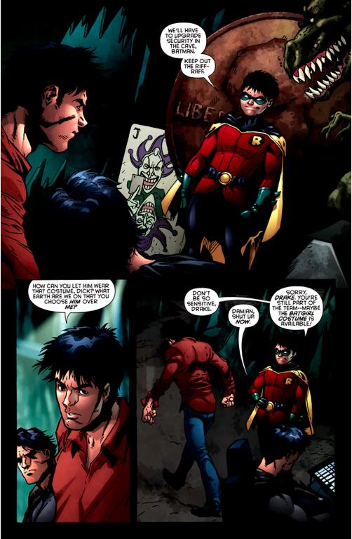 Why Dick Grayson Didnt Choose Tim Drake As Robin -8276