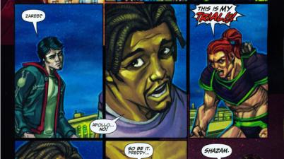 Apollo's Trial For Shazam