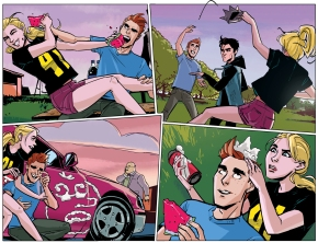 archie and betty as a couple