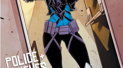 batgirl meets bluebird