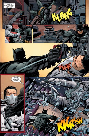 batman vs orphan