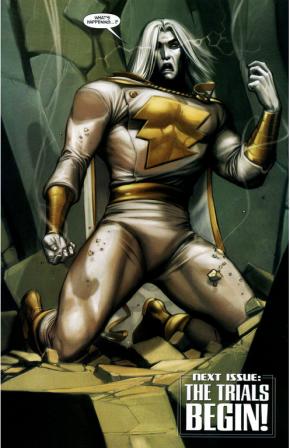 Billy Batson's New Marvel Appearance (Trials Of Shazam)