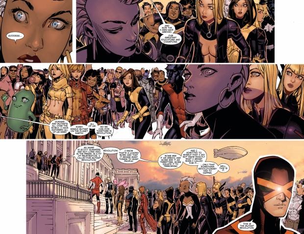 cyclops's mutant revolution