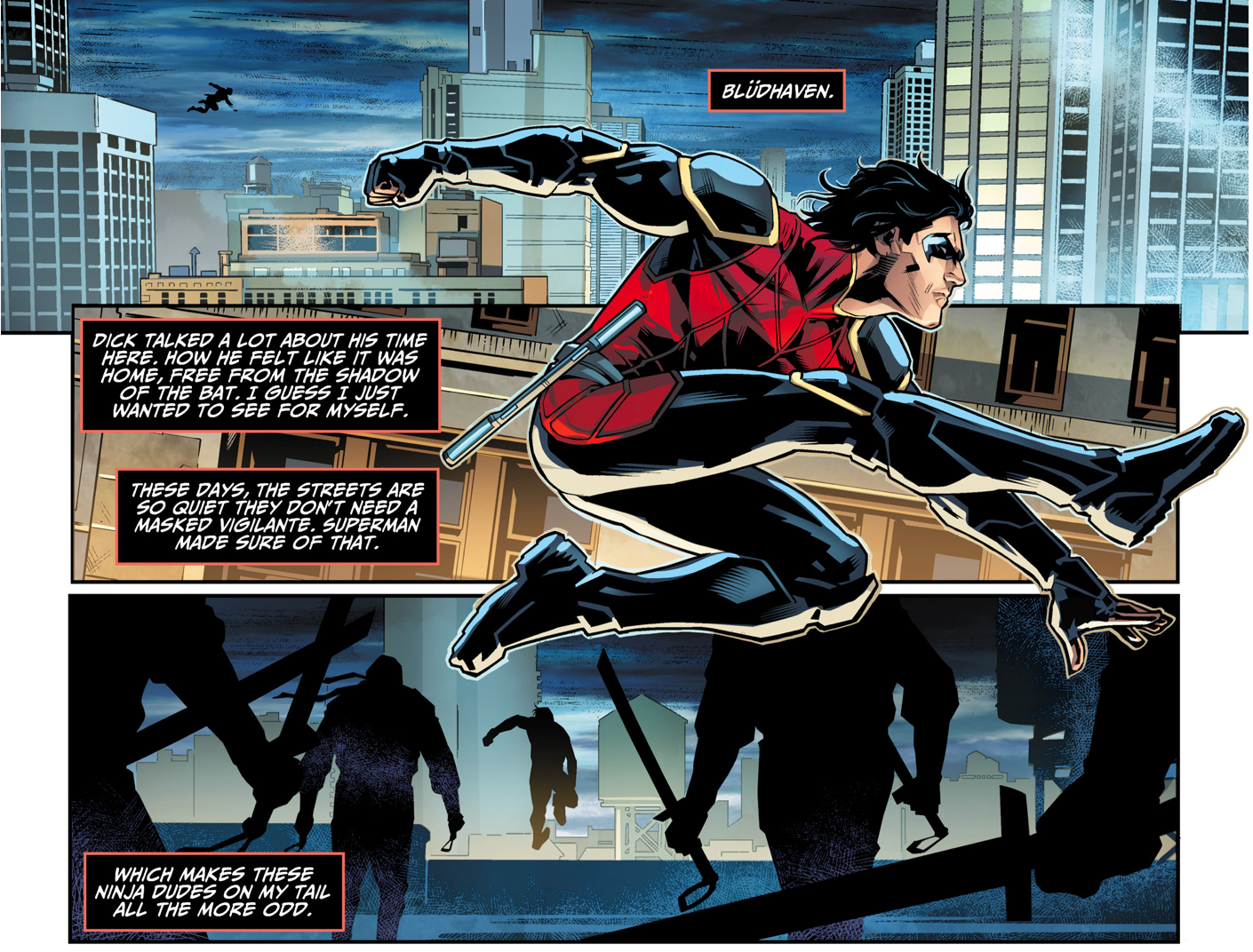 Damian Wayne As Nightwing (Injustice Gods Among Us ...