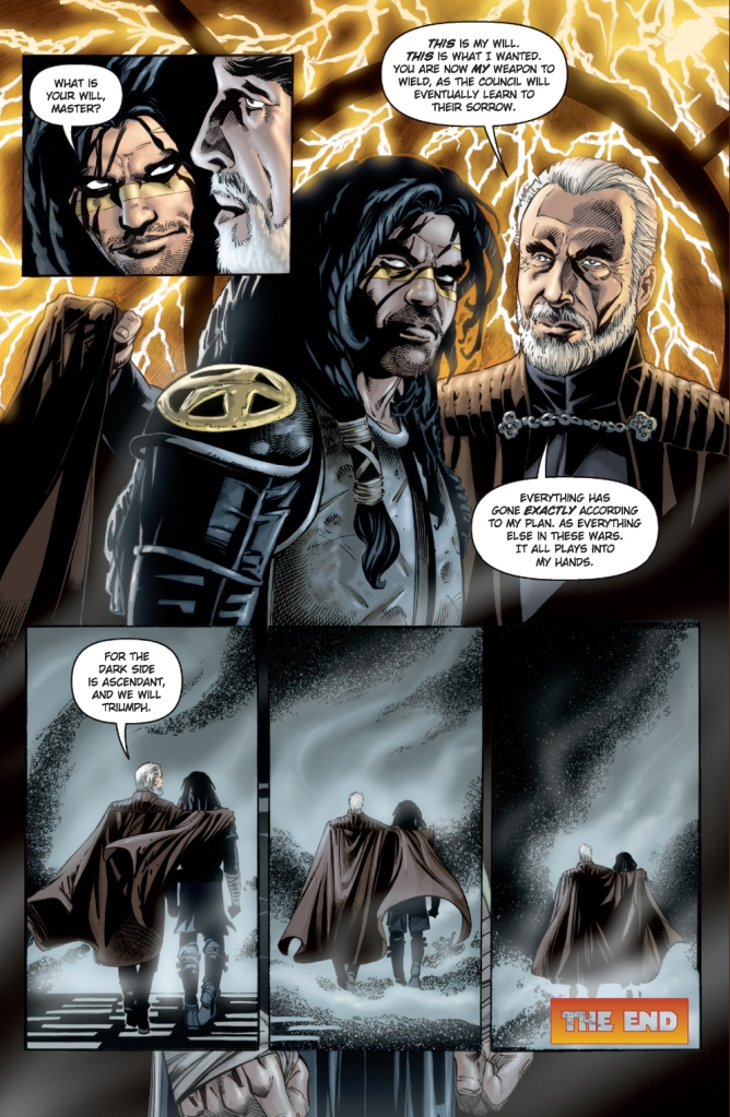 how quinlan vos fell to the dark side