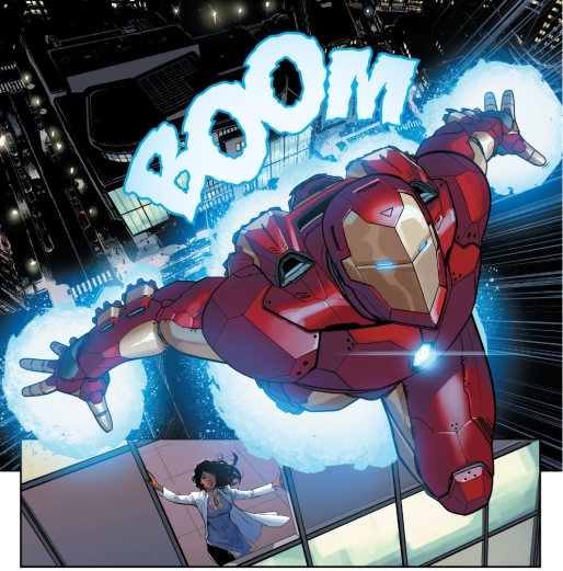 TICGN Invincible Iron Man volume 2