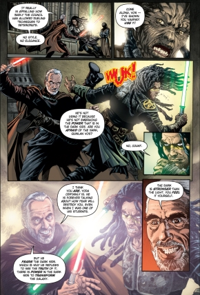 quinlan vos spars with count dooku