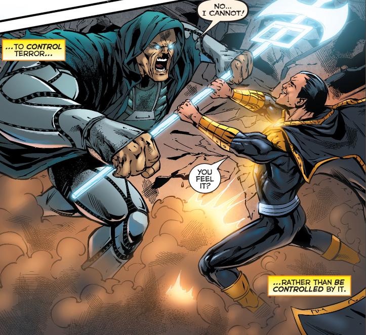 sinestro corps black adam vs pale vicar mongul