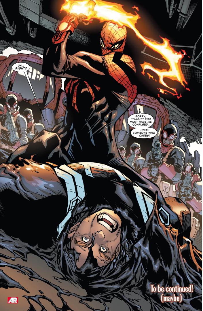 Superior Spider Man #25