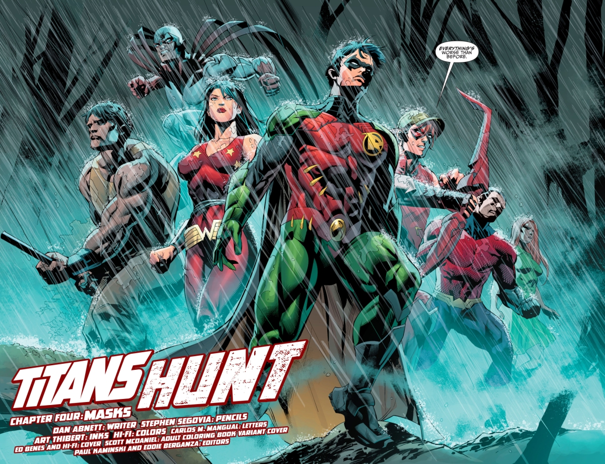 Teen Titans Titans Hunt 4  Comicnewbies-4663