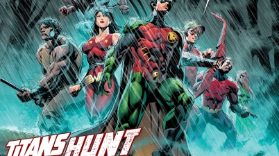 teen titans (titans hunt #4)