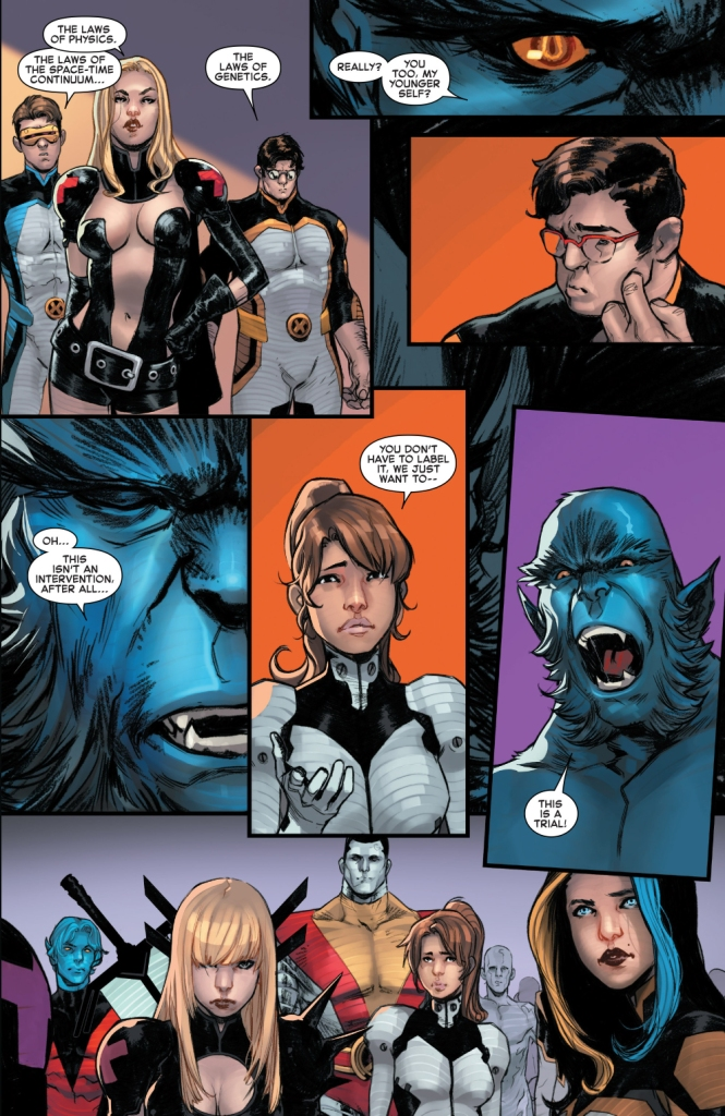 the trial of hank mccoy