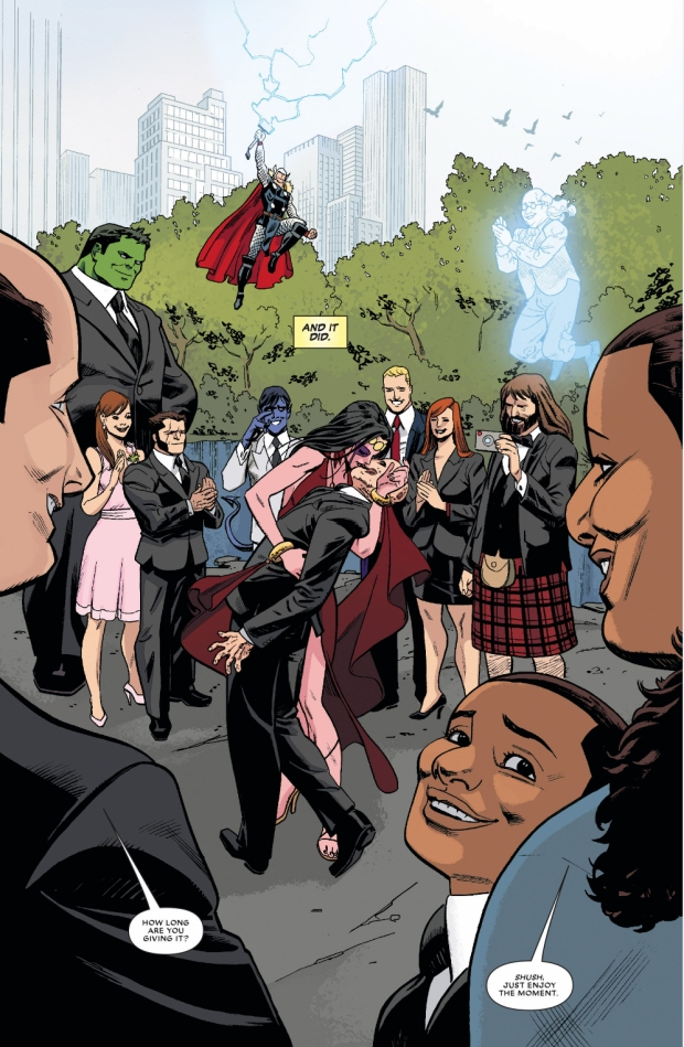 the wedding of deadpool and shiklah