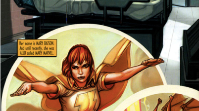 When Mary Marvel Lost Her Powers (Trials Of Shazam)