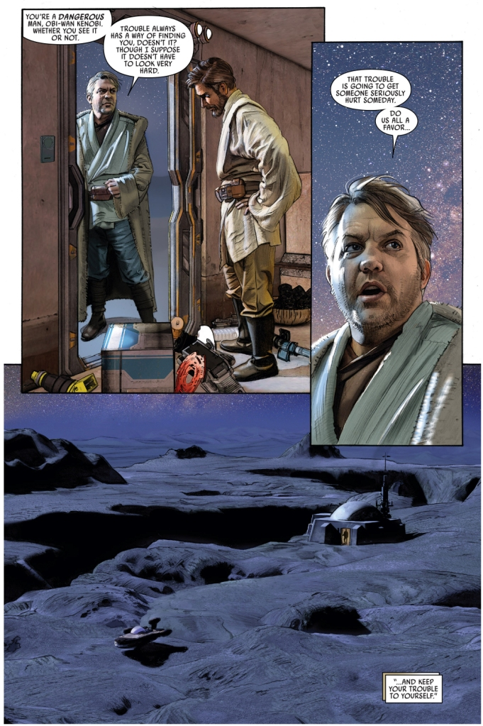 why owen lars doesn't like obi-wan kenobi