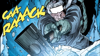 batman recruits superman (the master race)