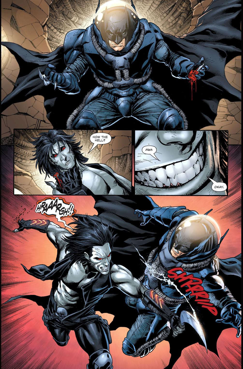 batman vs lobo batman � superman comicnewbies