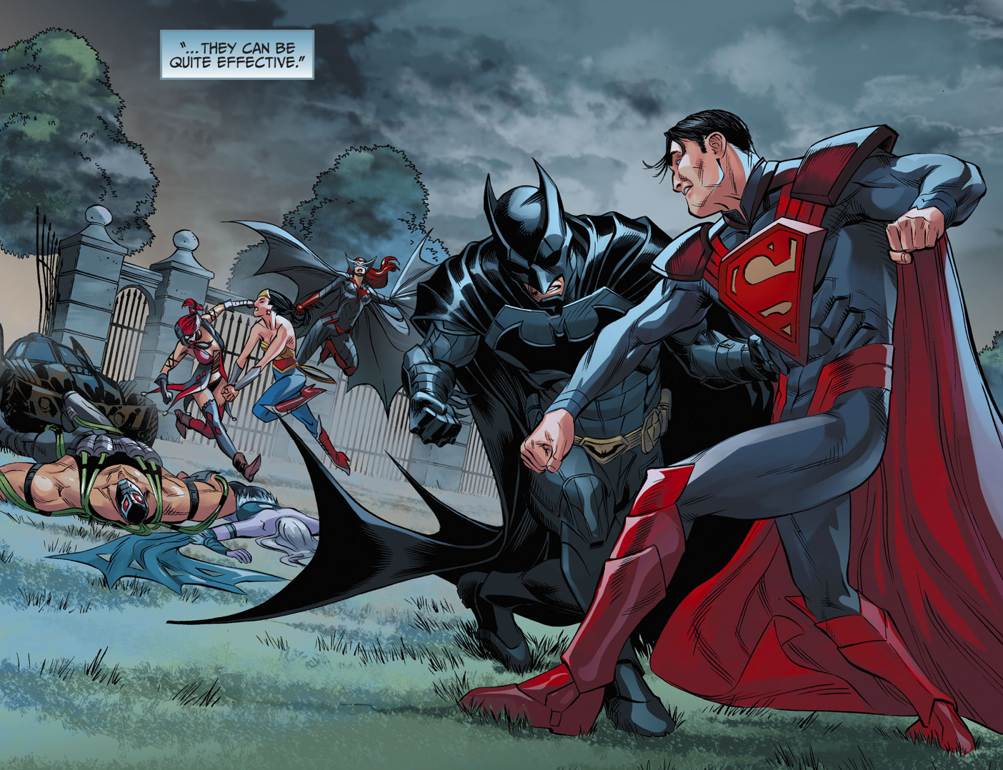 Batman Vs. Superman