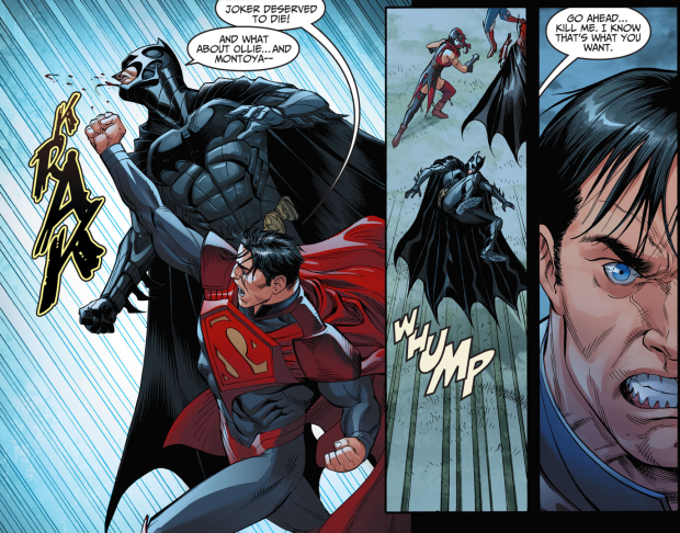 batman vs superman (injustice gods among us) vv