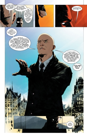 clark kent meets lex luthor (american alien)
