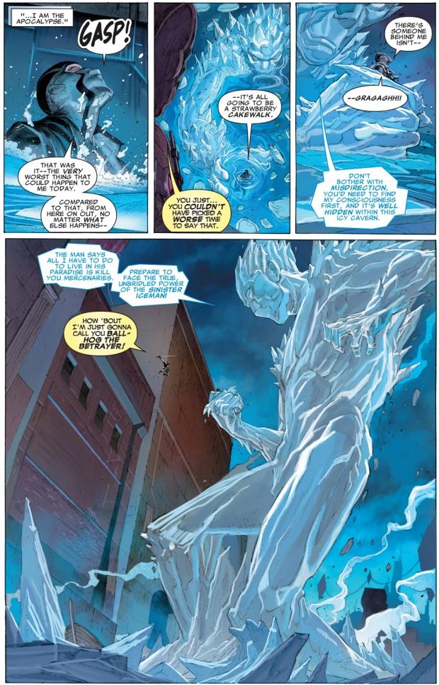 deadpool and fantomex vs age of apocalypse iceman