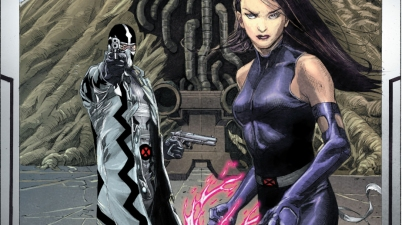 fantomex and psylocke (uncanny x-force 17)