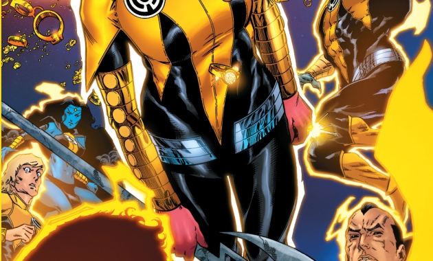 soranik natu becomes leader of the sinestro corps