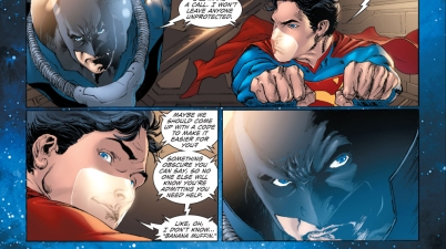 superman suggests a safe word for batman