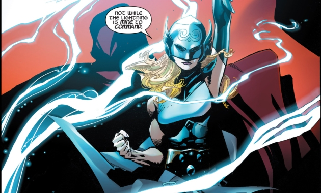 thor (all new-all different avengers #2)