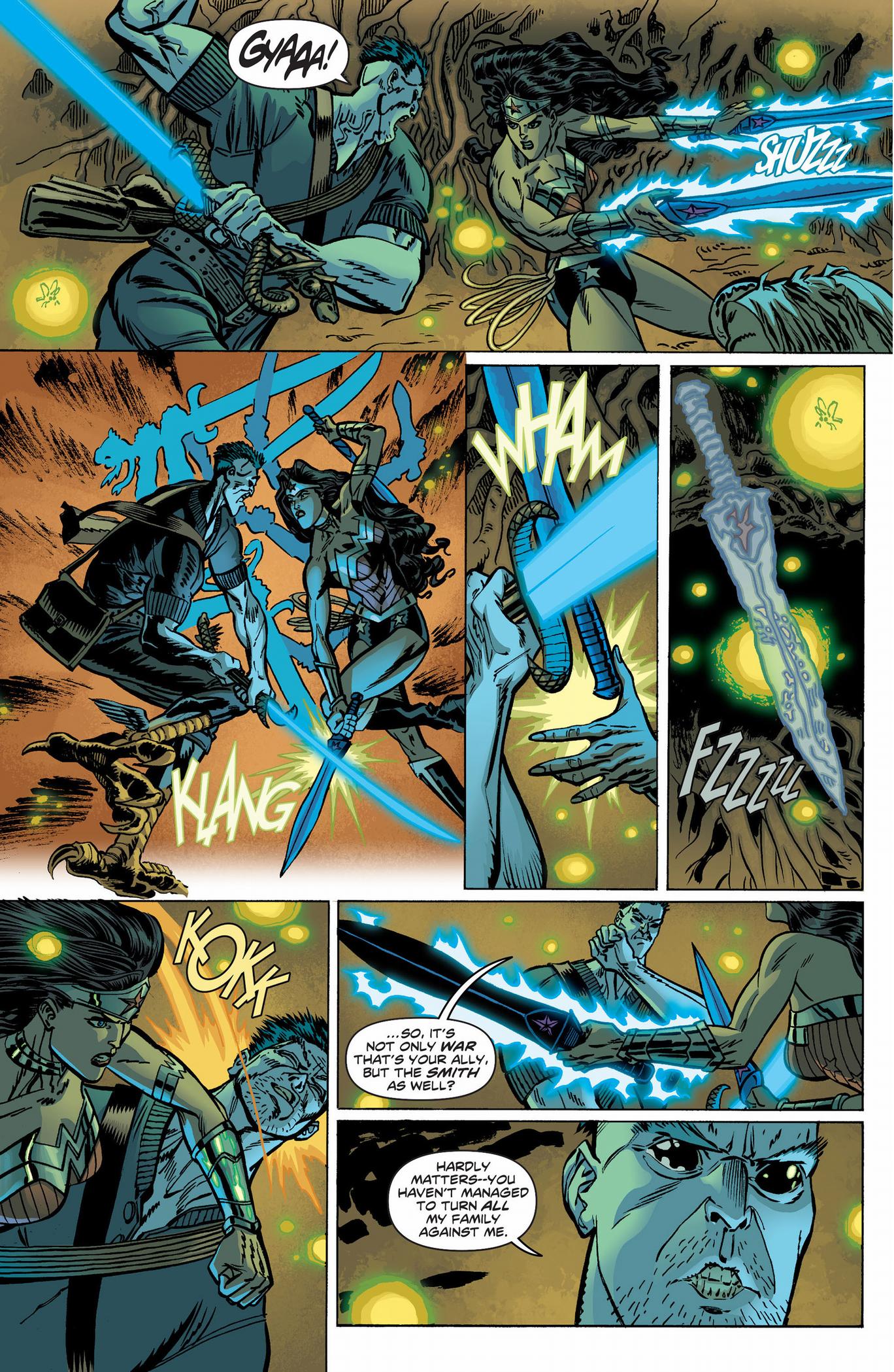 Wonder Woman Vs Hermes  Comicnewbies-9260