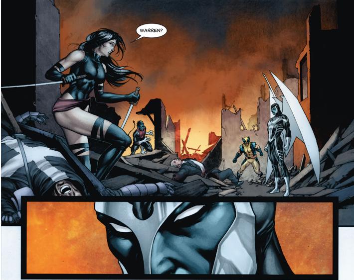 Archangel Kills William Stryker (Second Coming)