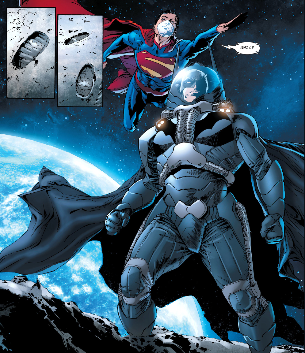 Batman And Superman (Batman – Superman #27) | Comicnewbies