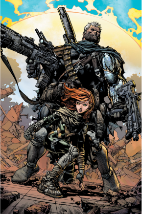 Cable And Hope Summers (Second Coming)