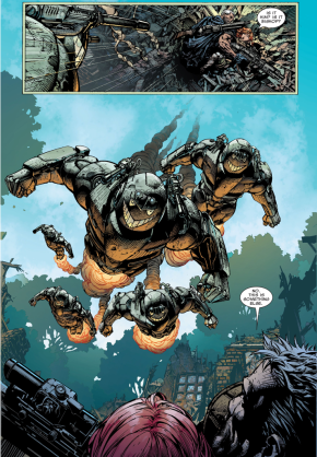 Cable And Hope Summers VS The Right